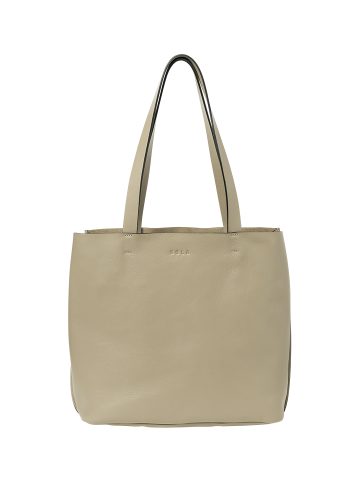 SOLA Tote-Taupe